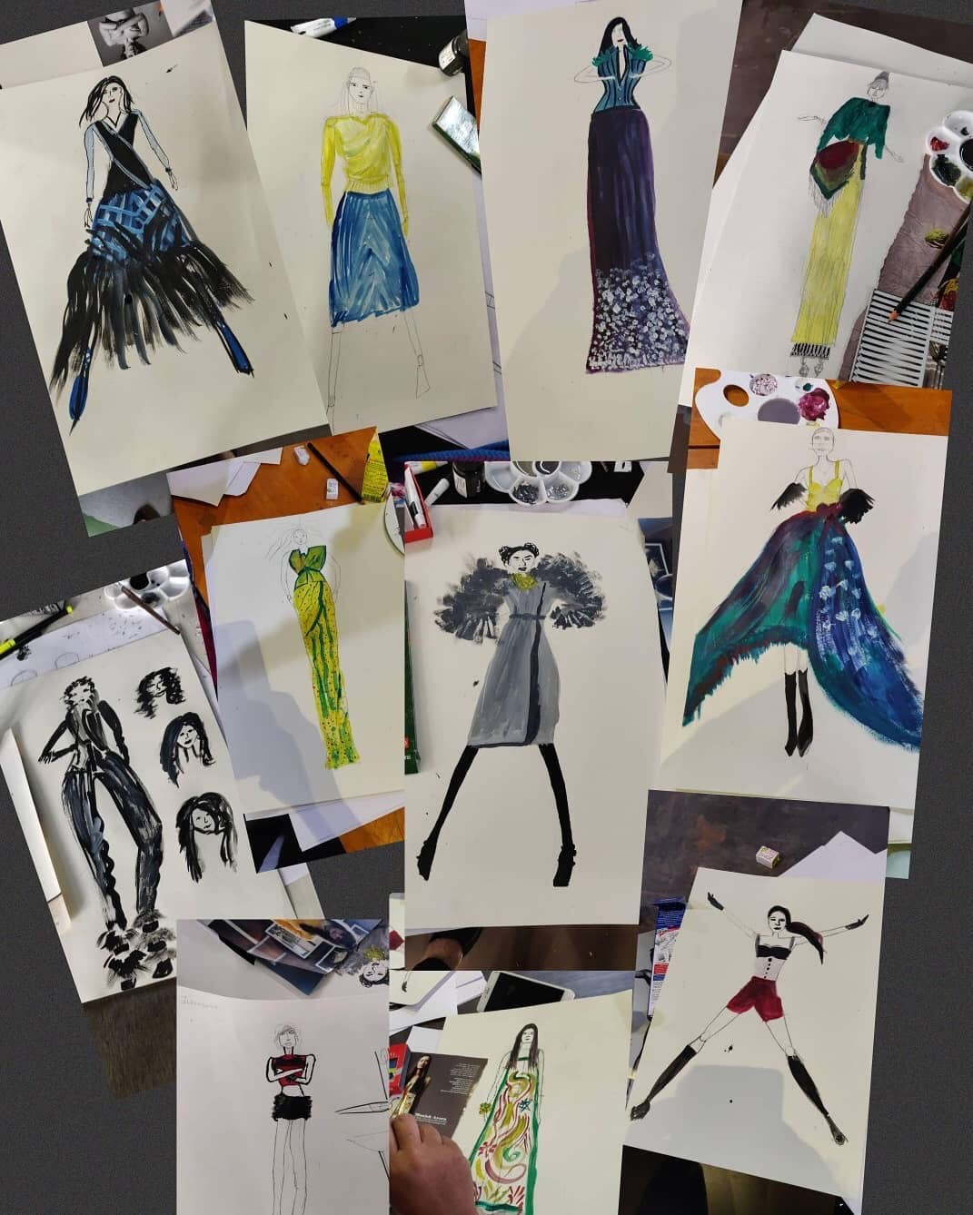 Gallery Fashion Designing Aleesha Institute